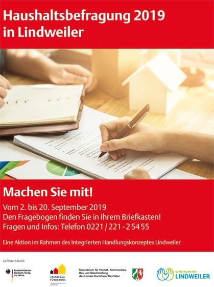 Haushaltsbefragung 2019